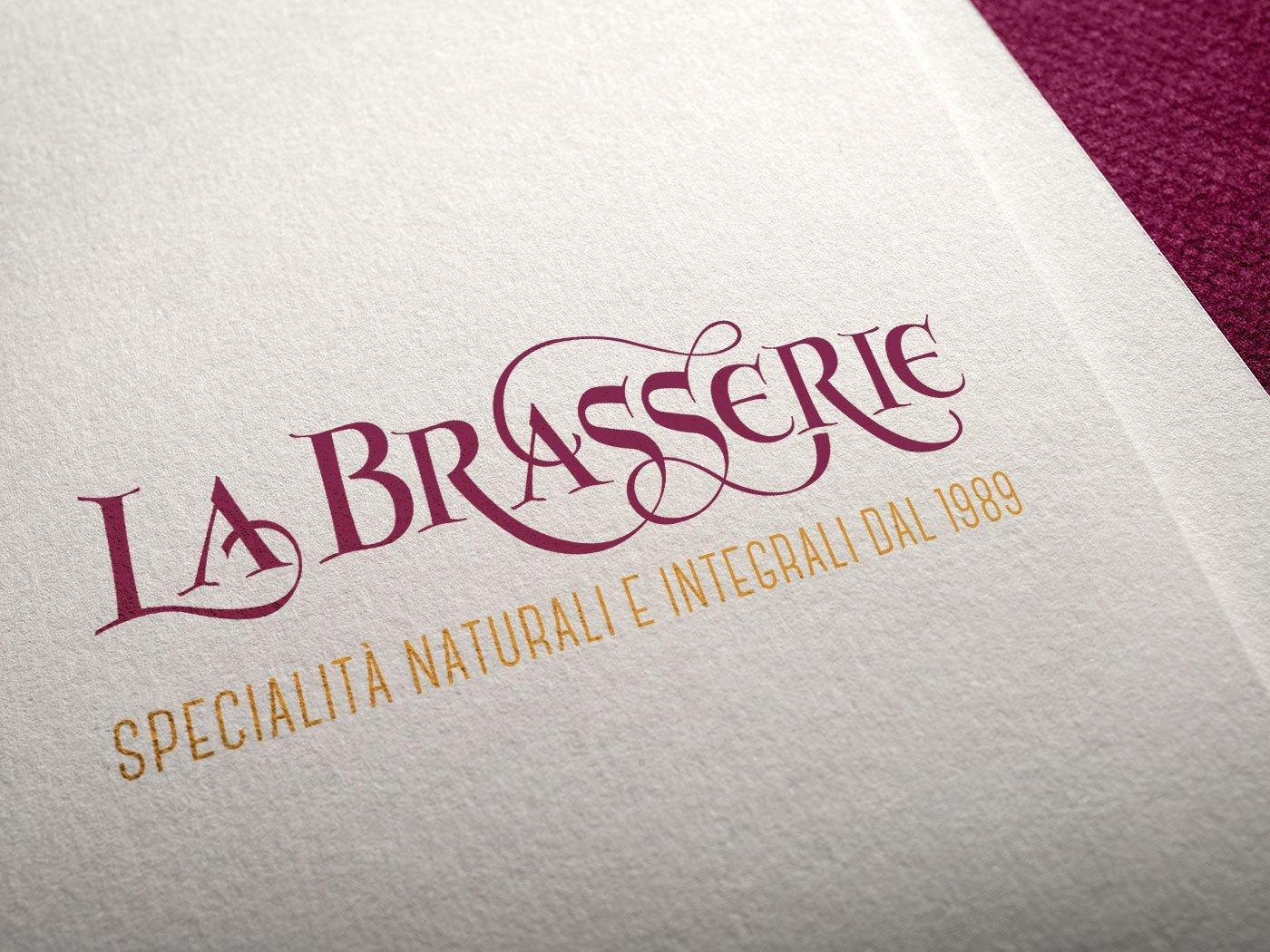 Grafica BrasserieLogo