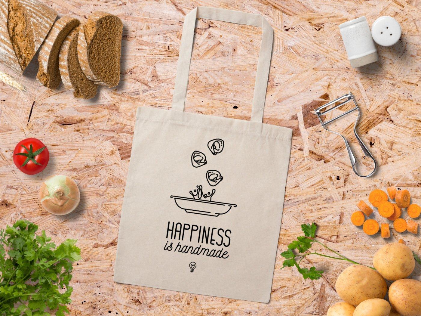 Grafica HappinesIsHandmade Shopper