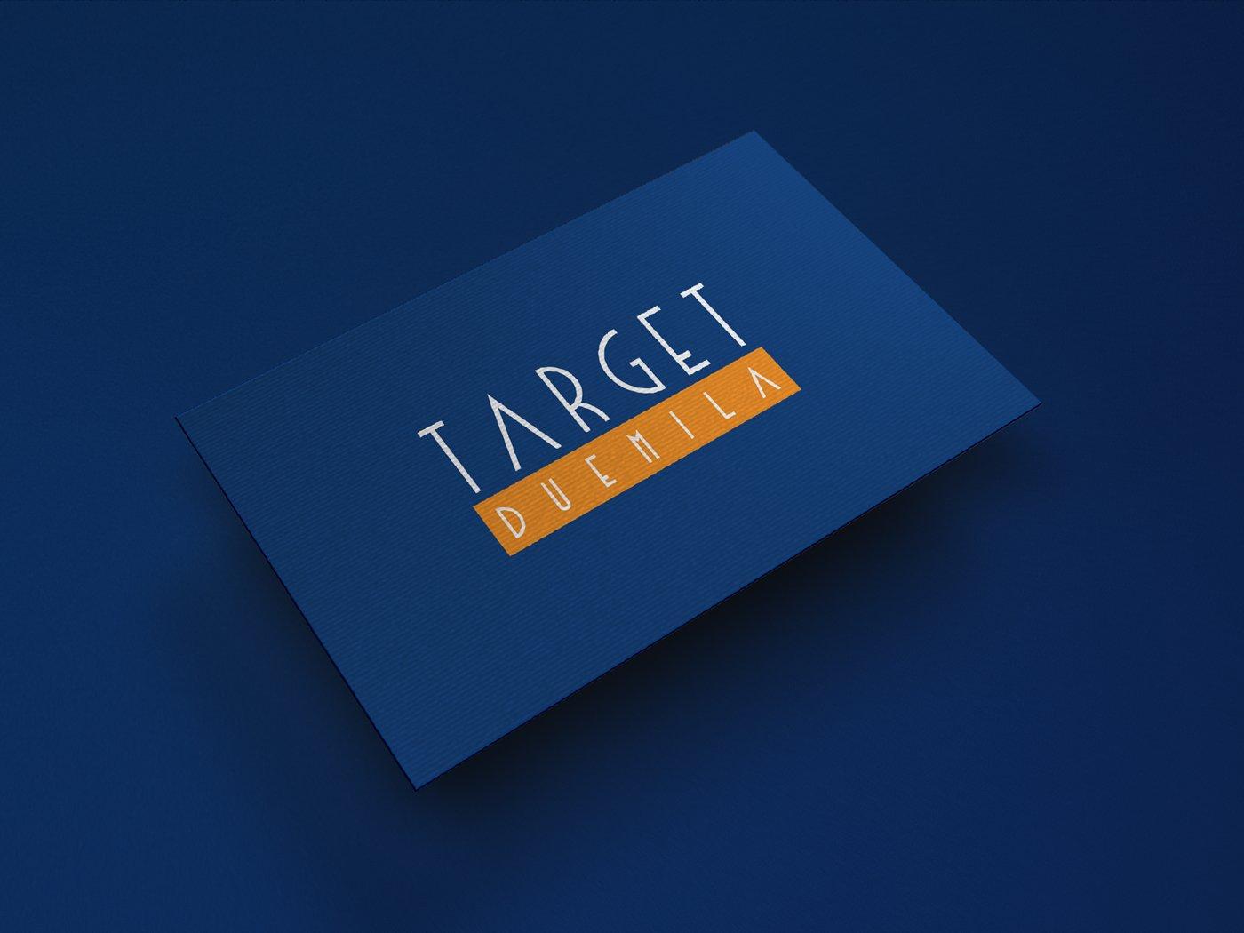 Grafica Target2000 BusinessCard